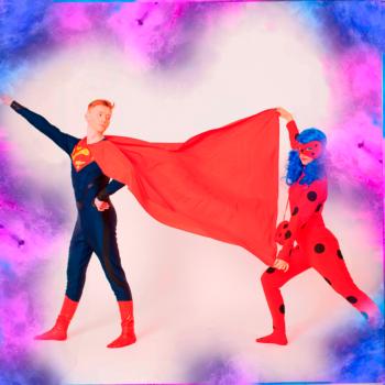 Квест Супермен та Леді Баг