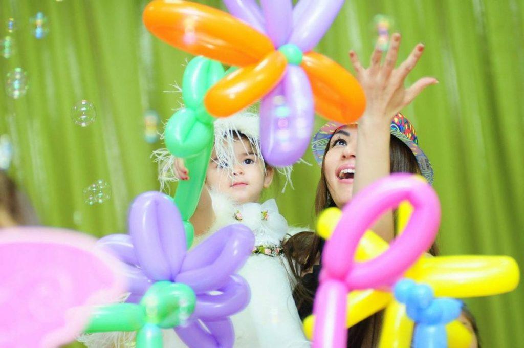 Твістінг - фігурки з кульок